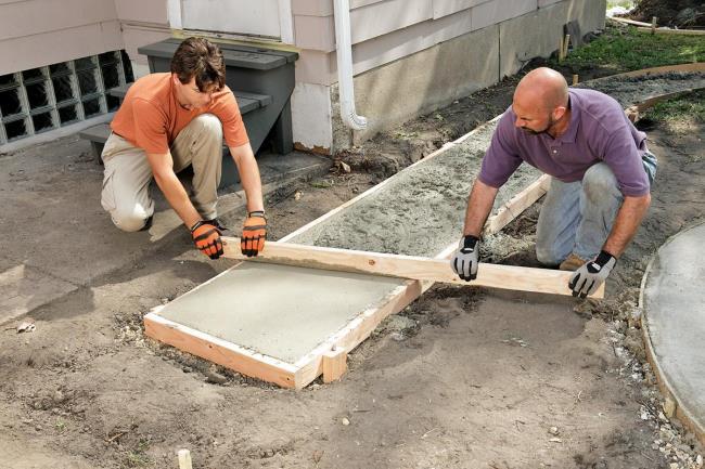 Бетон делается из ейск бетон купить