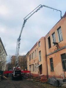 бетононасос для бетона