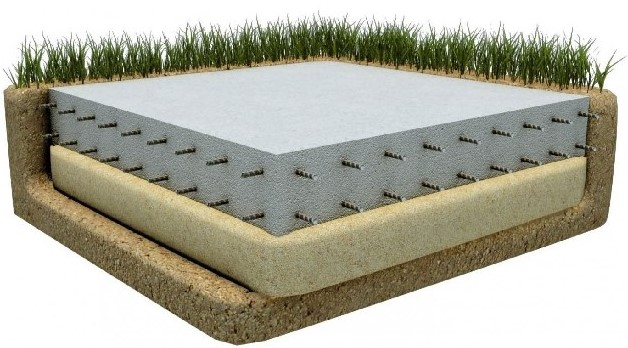 Марка бетона для фундамента, гаража, отмостки