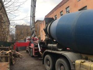 бетон м350 с доставкой