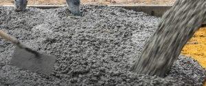 как сделать бетон м300