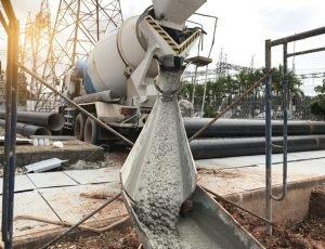 бетон с кальматроном