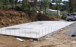 купить бетон для фундамента с доставкой