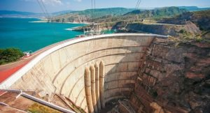 надводные гидротехнические сооружения из бетона
