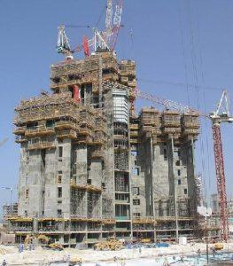 Самый прочный бетон