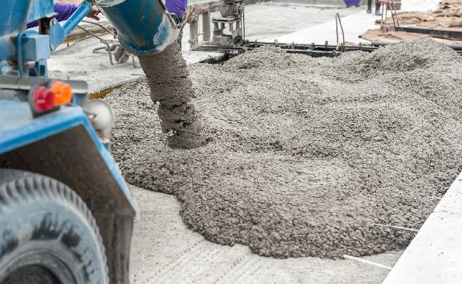 Отвердевший бетон принципы бетона