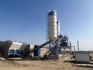 Бетонный завод Колтуши