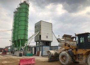 бетонный завод Красное Село