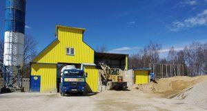 купить бетон в Парголово