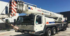 Автокран 50 тонн 43 метра