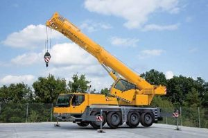 Автокран 70 тонн Liebherr LTM 1070