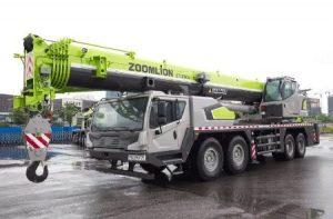 Автокран 80 тонн 48 метров стрела Zoomlion QY80