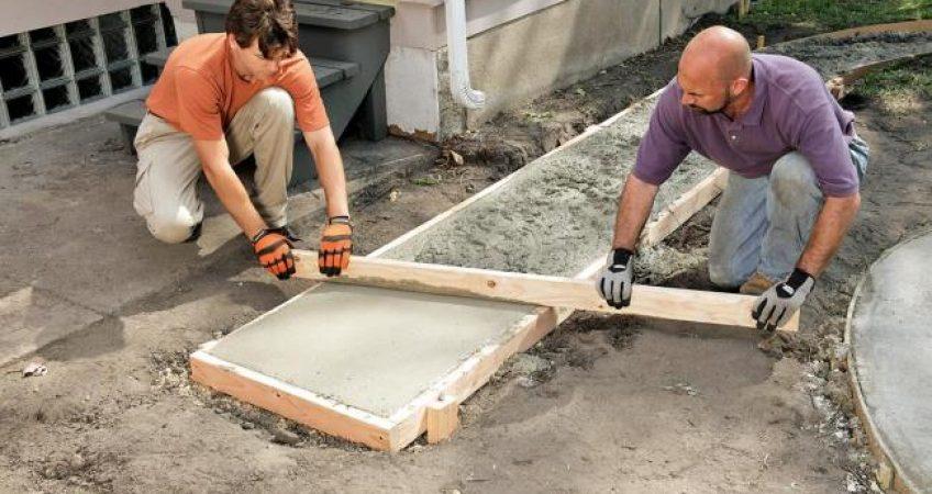 из чего делают бетон - состав, пропорции