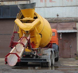доставка бетона, бетон спб, доставка бетона спб